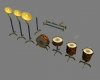 Drumset A